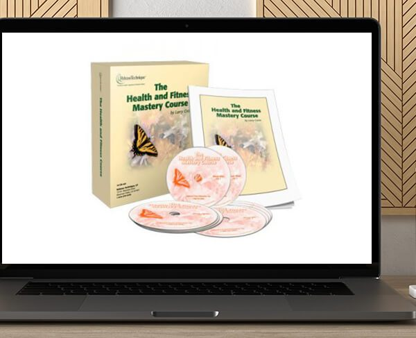 Release Technique CDs - Health & Fitness Mastery Course by Larry Crane by https://koiforest.com/