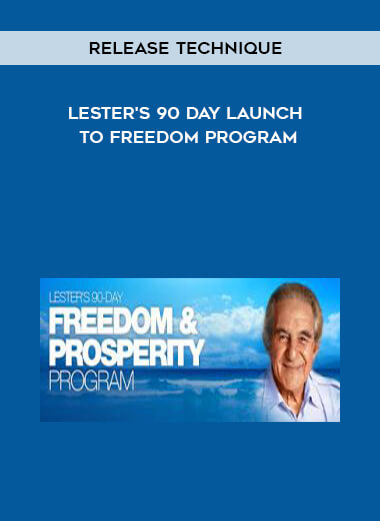 Lester's 90 Day Launch to Freedom Program by Release Technique by https://koiforest.com/
