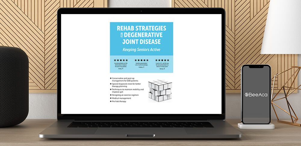 Chad Thompson - Rehab Strategies for Degenerative Joint Disease: Keeping Seniors Active by https://koiforest.com/
