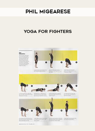 Phil MigEarese - Yoga for Fighters by https://koiforest.com/