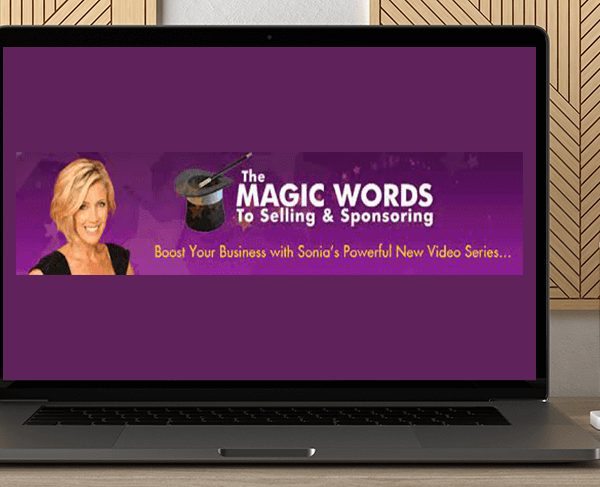 Sonia Stringer - Magic Words to Sellingand Sponsoring Coaching Program by https://koiforest.com/