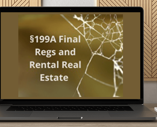 §199A Final Regs and Rental Real Estate - Oh