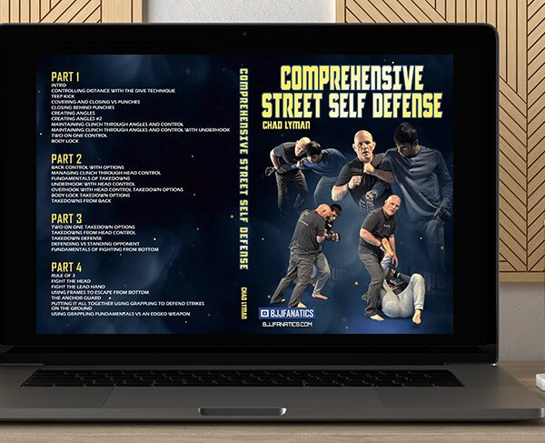 Comprehensive Street Self Defense by Chad Lyman by https://koiforest.com/