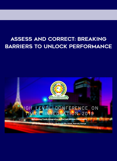 Assess and Correct - Breaking Barriers to Unlock Performance by https://koiforest.com/