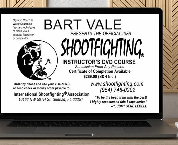 Bart Vale Advence Shootfighting Instructors by https://koiforest.com/