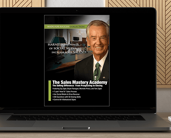 Sales Mastery Academy by https://koiforest.com/