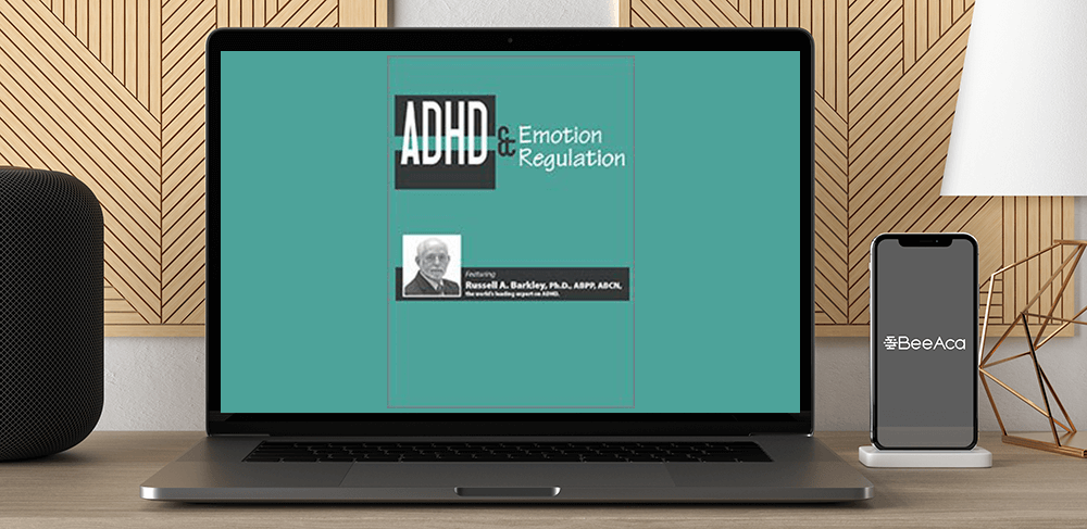 Russell A. Barkley - ADHD & Emotion Regulation with Dr. Russell Barkley by https://koiforest.com/