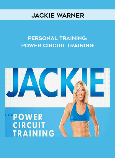 Jackie Warner - Personal Training: Power Circuit Training by https://koiforest.com/