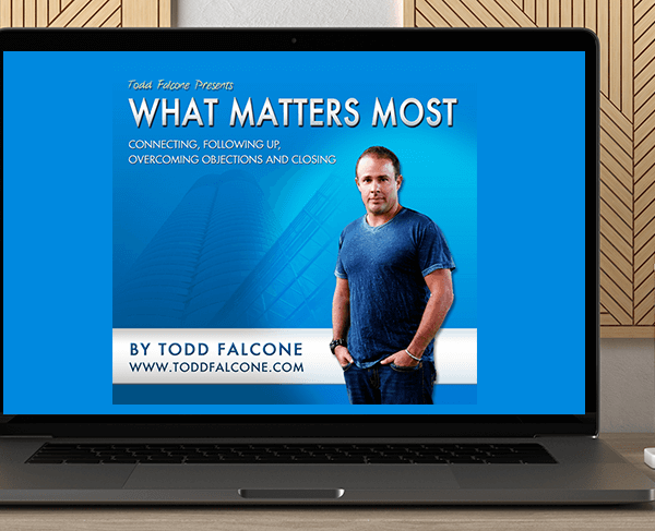 Todd Falcone - What Matters Most by https://koiforest.com/