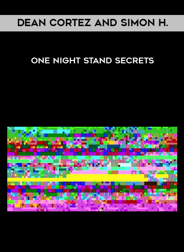 Dean Cortez and Simon H. - One Night Stand Secrets by https://koiforest.com/