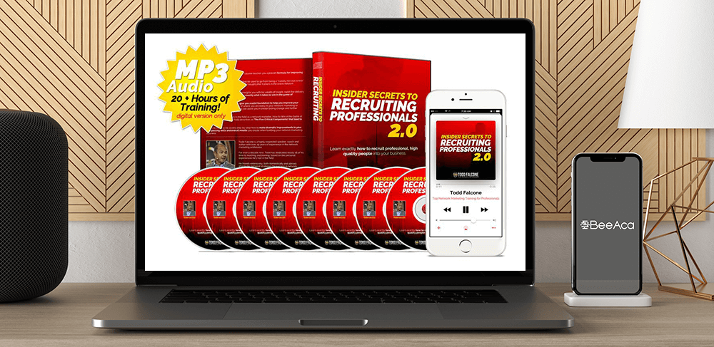 Todd Falcone - Insider Secrets to Recruiting Professionals 2.0 by https://koiforest.com/