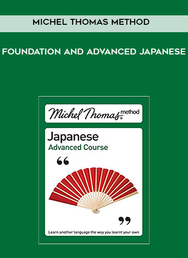 Michel Thomas Method - Foundation and Advanced Japanese by https://koiforest.com/