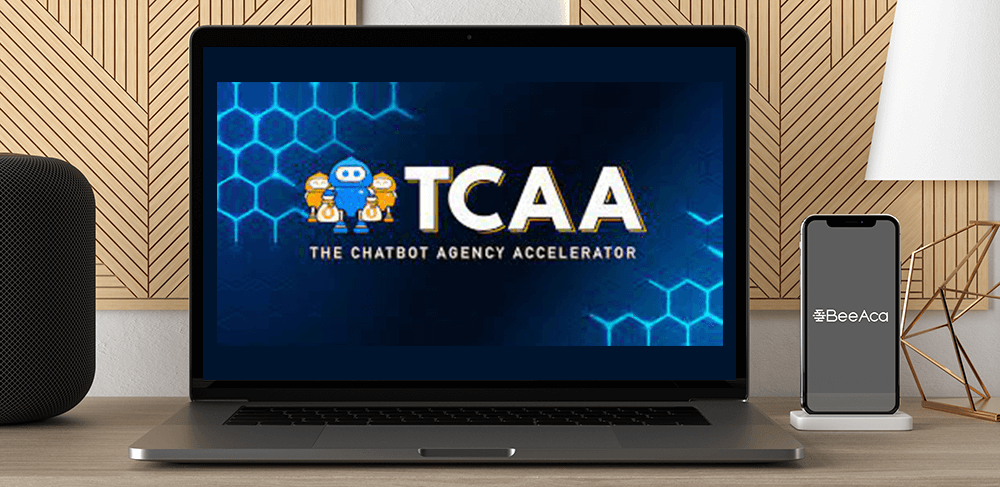 The Chatbot Agency Accelerator - Build and Sell Facebook Messenger Chatbots 20... by https://koiforest.com/