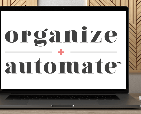 Nesha Woolery - Organize & Automate by https://koiforest.com/