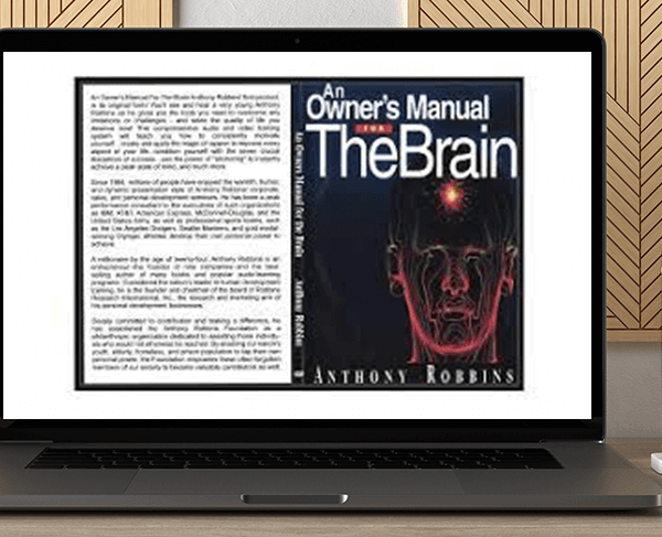 Tony Robbins - Owner's Manual for The Brain by https://koiforest.com/