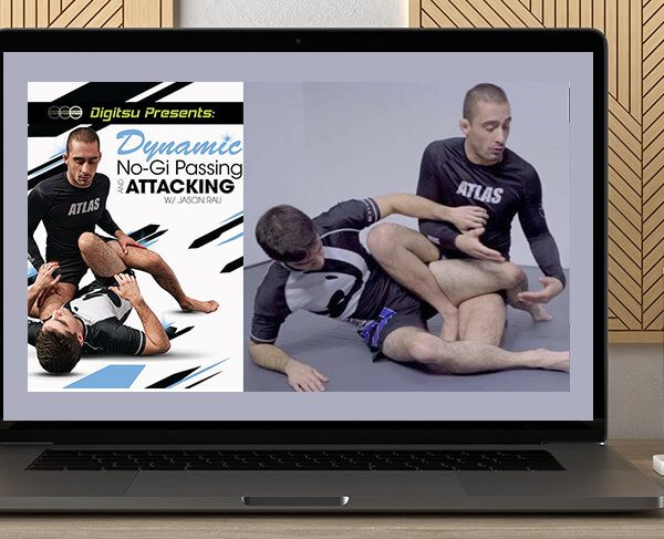 JASON RAU DYNAMIC NO-GI PASSING AND ATTACKING by https://koiforest.com/