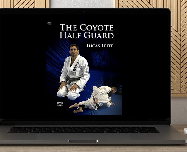 Lucas Leite - The Coyote Half Guard by https://koiforest.com/