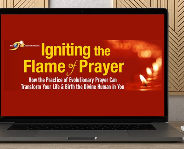 Andrew Harvey - Igniting the Flame of Prayer by https://koiforest.com/