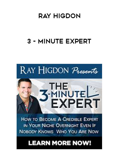 3-Minute Expert by Ray Higdon by https://koiforest.com/