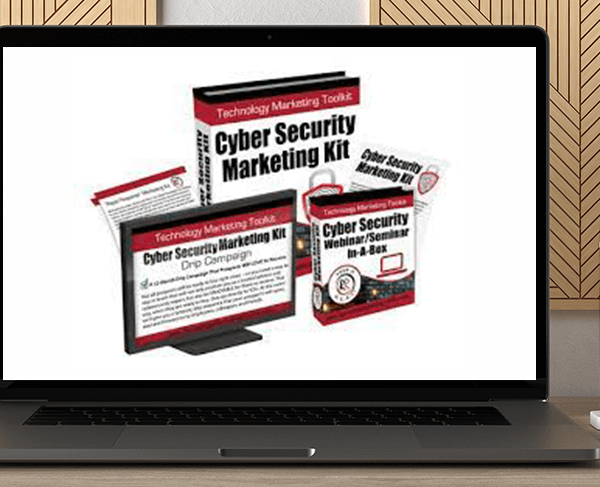 Robin Robins - Cyber Security Marketing Toolkit 2019 by https://koiforest.com/