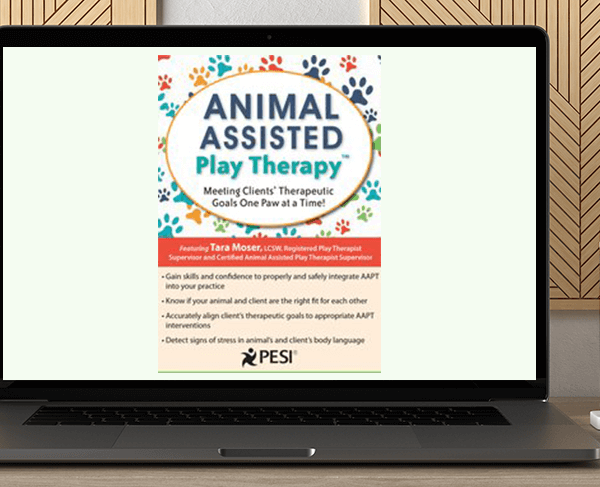 Tara Moser - Animal-Assisted Play Therapy®: Meeting Clients' Therapeutic Goals One Paw at a Time! by https://koiforest.com/
