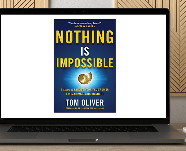 Tom Oliver - Nothing is Impossible by https://koiforest.com/