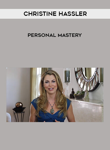 Personal Mastery by Christine Hassler by https://koiforest.com/