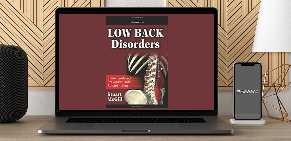 Stuart McGill - Low Back Disorders 2nd Edition Ebook by https://koiforest.com/