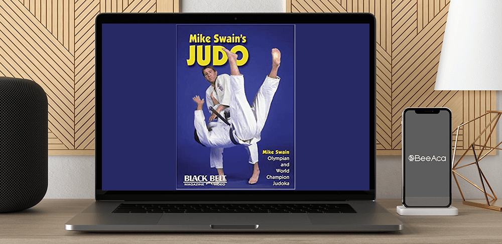 Mike Swain's Complete Judo DVDRip by https://koiforest.com/