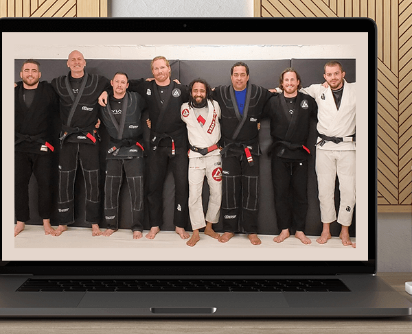 Leviathan BJJ Academy Techniques Collection by https://koiforest.com/