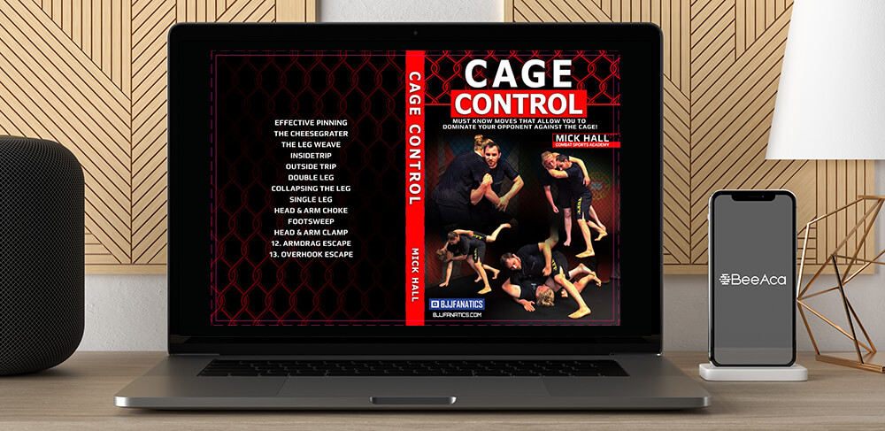CageControl by Mick Hall by https://koiforest.com/