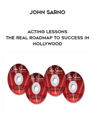 Acting Lessons - The Real Roadmap to Success in Hollywood by John Sarno by https://koiforest.com/