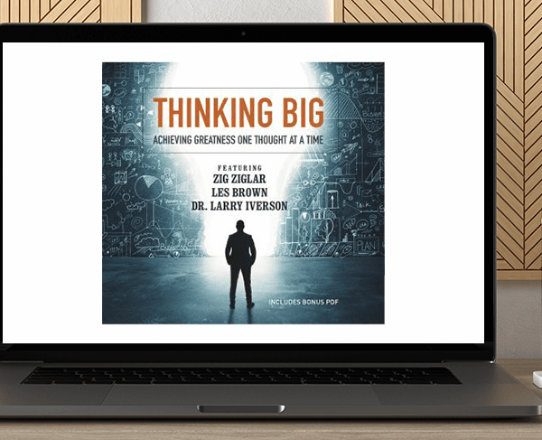 Larry Iverson & Sheila Murray Bethel & Bob Proctor & 7 More – Audible Sample Audible Sample Thinking Big Achieving Greatness One Thought at a Time by https://koiforest.com/