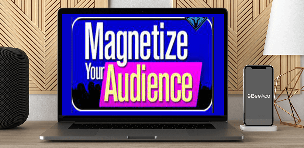 Callan Rush - Magnetize Your Audience 2015 by https://koiforest.com/
