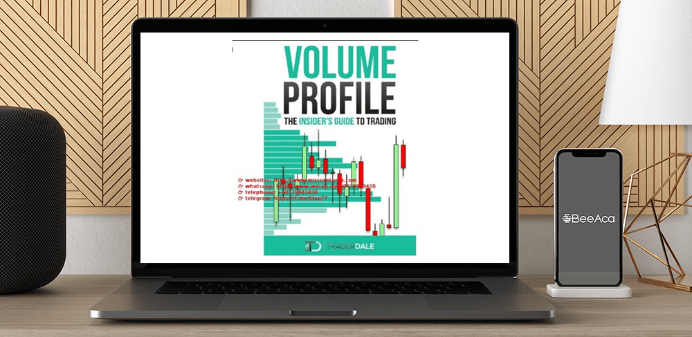 Trader Dale - Volume Profile Video Course by https://koiforest.com/