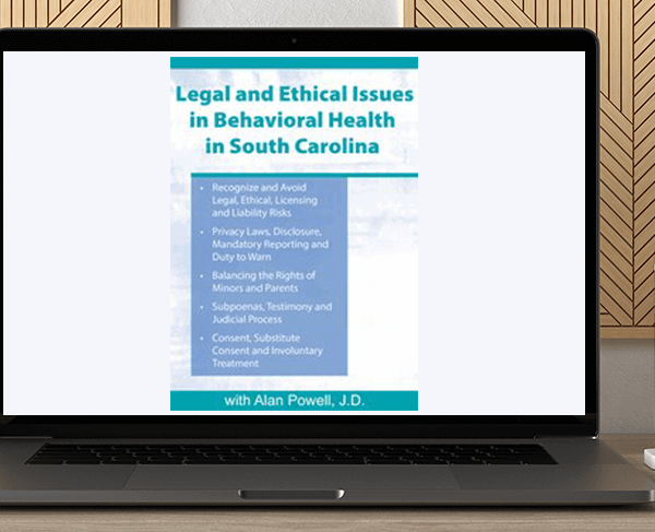 R. Alan Powell - Legal & Ethical Issues in Behavioral Health in South Carolina by https://koiforest.com/