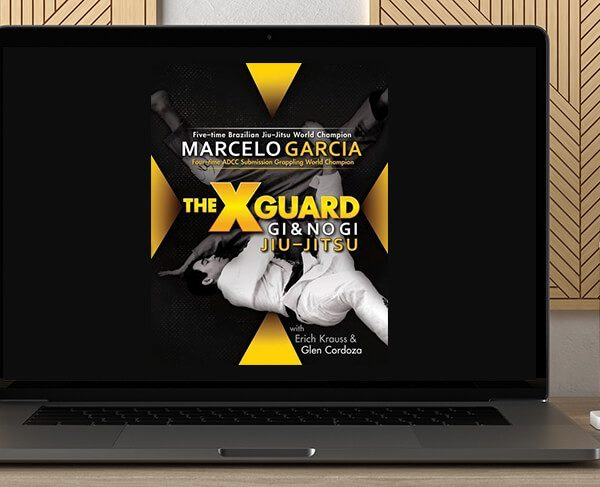 Marcelo Garcia - The X-guard (1-4) by https://koiforest.com/
