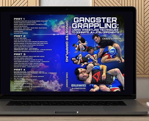 Gangster Grappling by Chael Sonnen by https://koiforest.com/