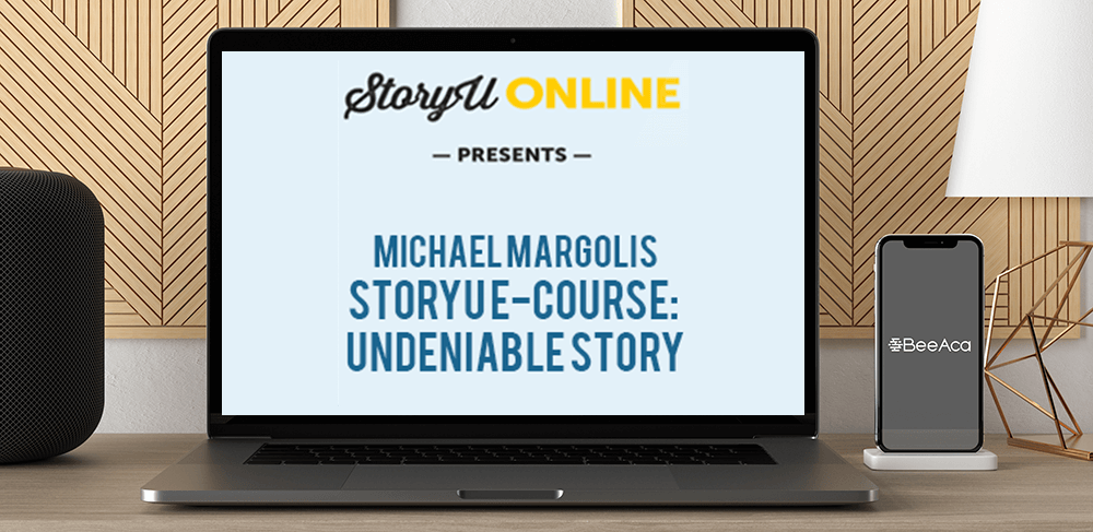 Micheal Margolis' - StoryU E-Course Undeniable Story by https://koiforest.com/