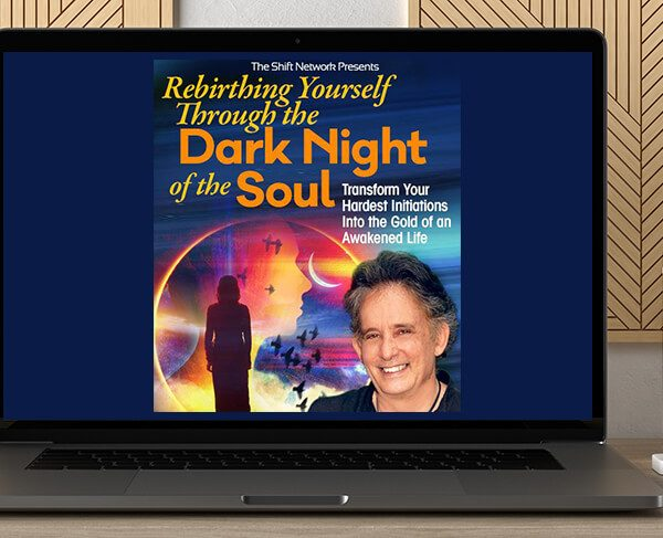 Andrew Harvey - Rebirthing Yourself Through the Dark Night of the Soul by https://koiforest.com/