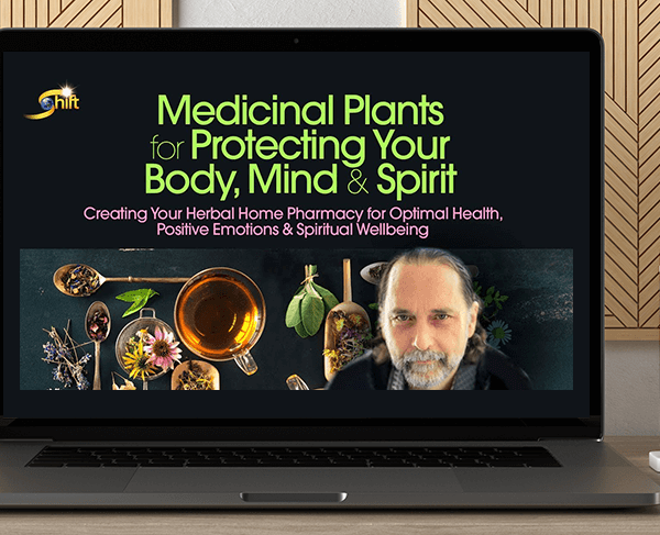David Crow - Medicinal Plants for Protecting the Body