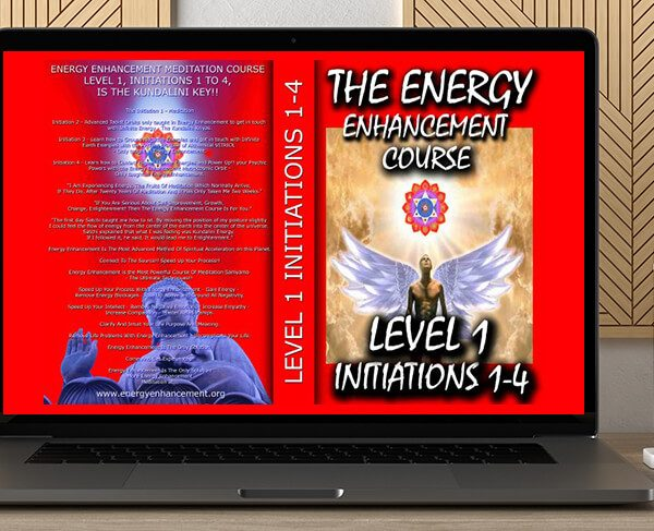 Energy Enhancement Course Initiation 3 by https://koiforest.com/