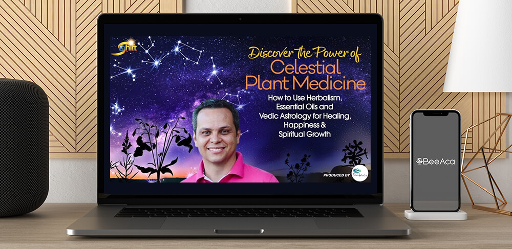 Arjun Das - The Power of Celestial Herbalism 2018 by https://koiforest.com/