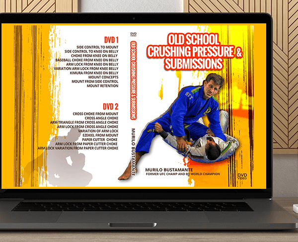 Murilo Bustamante - Old School Crushing Pressure and Submissions by https://koiforest.com/