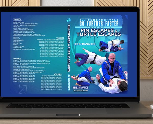 John Danaher Escapes by Chapter Part I by https://koiforest.com/