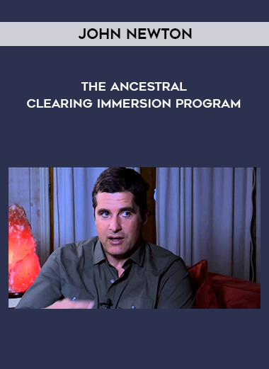 The Ancestral Clearing Immersion Program by John Newton by https://koiforest.com/