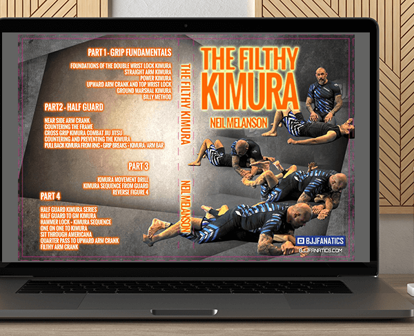 The Filthy Kimura by Neil Melanson by https://koiforest.com/