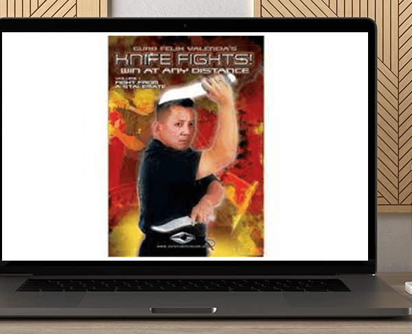 [Felix Valencia] Knife Fights: Win At Any Distance [6 DVD Set] by https://koiforest.com/