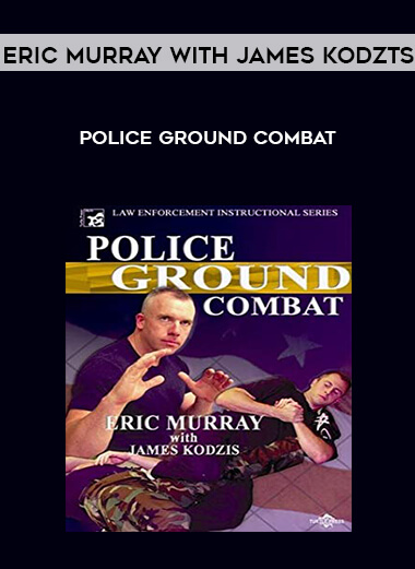 Eric Murray with James Kodzts - Police Ground Combat by https://koiforest.com/