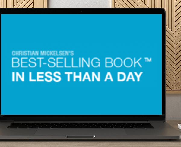 Best Selling Book In Less Than A Day by Christian Mickelsen by https://koiforest.com/